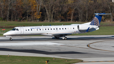N11150 - Embraer ERJ-145XR - United Express (ExpressJet Airlines)