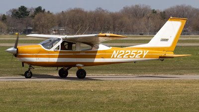 N2252Y - Cessna 177 Cardinal - Private