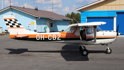 OH-CBZ - Reims-Cessna FA150K Aerobat - Jukolan Pilotit