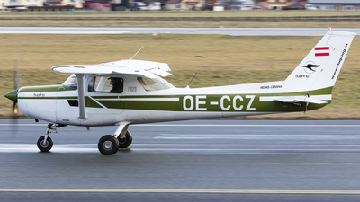 OE-CCZ - Reims-Cessna F152 - Private