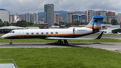 N528AP - Gulfstream G550 - Private