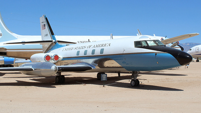 61-2489 - Lockheed VC-140B Jetstar - United States - US Air Force (USAF)