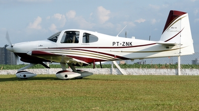 PT-ZNK - Vans RV-10 - Private