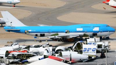 A picture of PHBFI - Boeing 747406(M) - [25086] - © Javier Rodriguez - Amics de Son Sant Joan