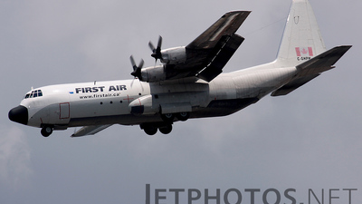 C-GHPW - Lockheed L-100-30 Hercules - First Air