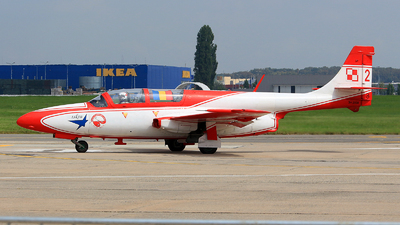 2008 - PZL-Mielec TS-11 Iskra - Poland - Air Force