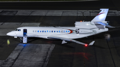 M-OUNT - Dassault Falcon 8X - Private