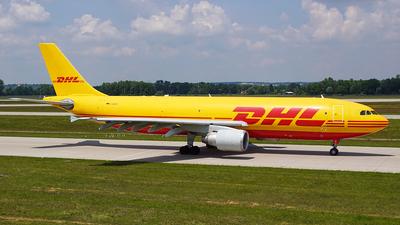 A picture of DAEAC - Airbus A300B4622R(F) - DHL - © Jan Eisenkolb