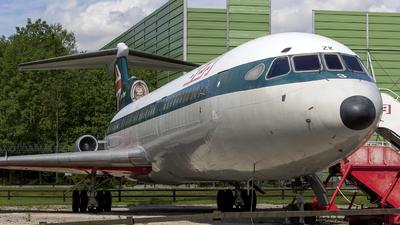 G-AWZK - Hawker Siddeley HS-121 Trident 3 - British European Airways (BEA)