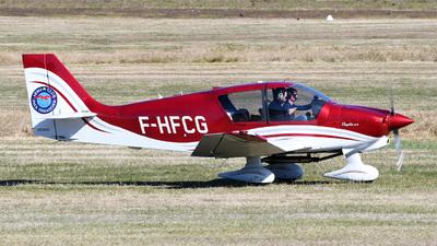 F-HFCG - Robin DR400/120 Dauphin 2+2 - Aero Club - Paul Tissandier