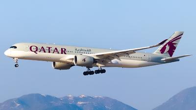 A7-ALV - Airbus A350-941 - Qatar Airways