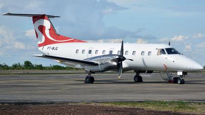 A picture of PTWJG - Embraer EMB120RT Brasilia - [120064] - © Thiago Almeida Denz