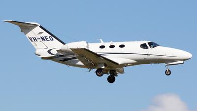 A picture of VHNEQ - Cessna 510 Citation Mustang - [5100029] - © Gavan Louis