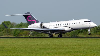 N588ZJ - Bombardier BD-700-1A11 Global 5000 - Zetta Jet