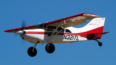 N321TL - Maule M-7-235C Orion - Private