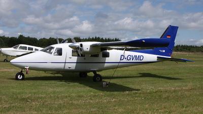 D-GVMD - Partenavia P.68C Victor - Private