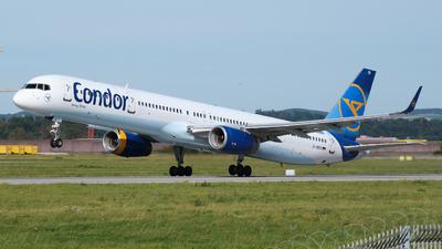 D-ABOI - Boeing 757-330 - Condor