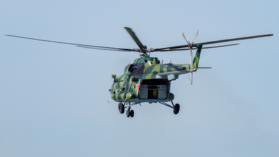 RF-23167 - Mil Mi-8MT Hip - Russia - Federal Border Guards Aviation Command