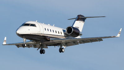 N199P - Bombardier CL-600-2B16 Challenger 601-3A - Private