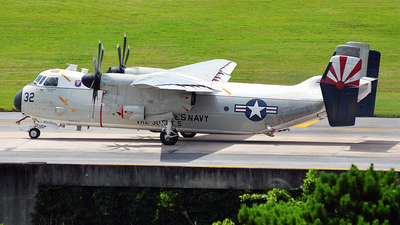 162152 - Grumman C-2A Greyhound - United States - US Navy (USN)