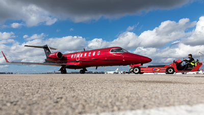 TC-RSB - Bombardier Learjet 45 - Redstar Aviation