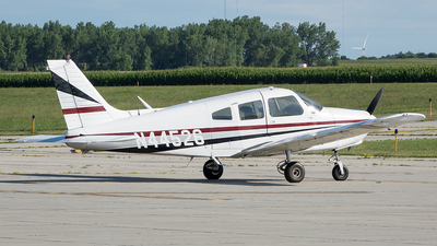 N44526 - Piper PA-28-151 Cherokee Warrior - Private
