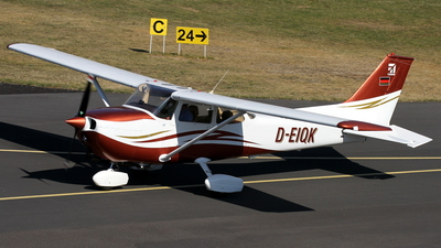 D-EIQK - Reims-Cessna F172M Skyhawk - Private