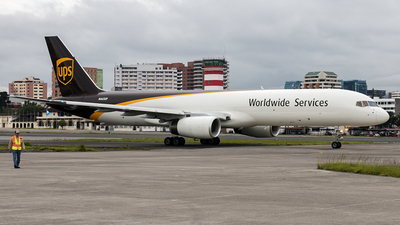 N465UP - Boeing 757-24A(PF) - United Parcel Service (UPS)