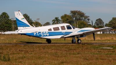 PT-EGQ - Embraer EMB-810C Seneca II - Private