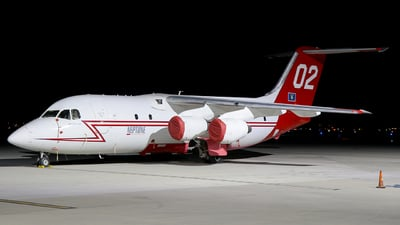 N474NA - British Aerospace BAe 146-200A - Neptune Aviation Services