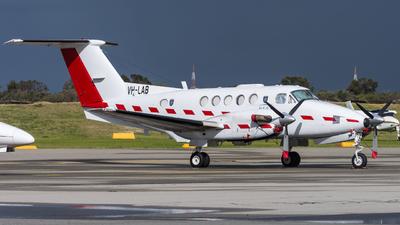 VH-LAB - Beechcraft 200 Super King Air - Island Hoppers