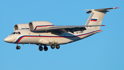 RF-72962 - Antonov An-72 - Russia - Air Force
