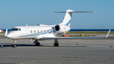 T7-IIE - Gulfstream G450 - Private
