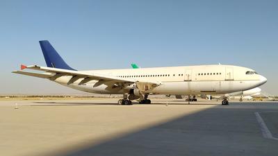 EP-FQL - Airbus A300B4-605R - Qeshm Air
