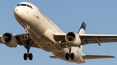 EP-IEG - Airbus A320-211 - Iran Air