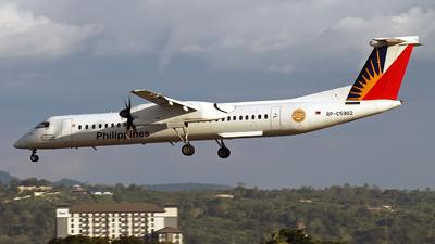 A picture of RPC5902 - De Havilland Canada Dash 8400 - Philippine Airlines - © Dirk Andrei Salcedo