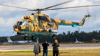40 - Mil Mi-171Sh Baikal - Kazakhstan - Air Force