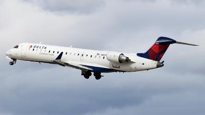 N317CA - Bombardier CRJ-701ER - Delta Connection (Endeavor Air)