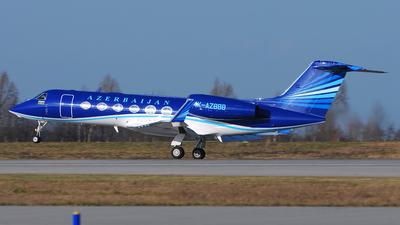4K-AZ888 - Gulfstream G450 - Azerbaijan - Government