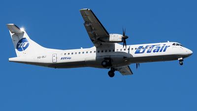 VQ-BLI - ATR 72-212A(500) - UTair Aviation