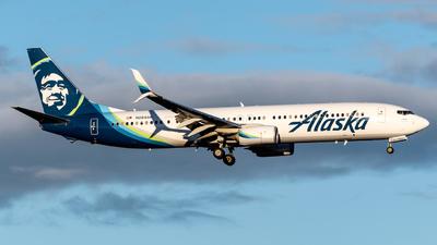 N264AK - Boeing 737-990ER - Alaska Airlines