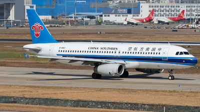 B-1697 - Airbus A320-232 - China Southern Airlines