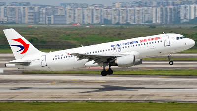 B-2230 - Airbus A320-214 - China Eastern Airlines