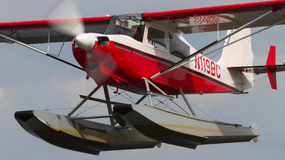 N119BC - American Champion 8GCBC Scout - Private