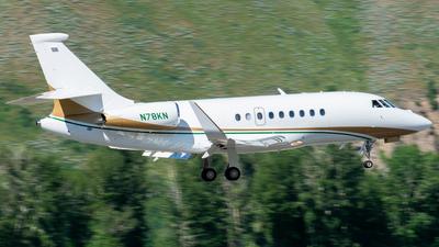 N78KN - Dassault Falcon 2000EX - Private