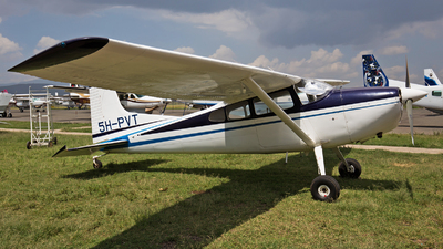 5H-PVT - Cessna 185 Skywagon - Private