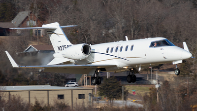 N2758W - Bombardier Learjet 40 - Private