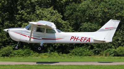 PH-EFA - Reims-Cessna F172M Skyhawk - Private