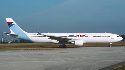 F-GMDD - Airbus A330-301 - Air Inter