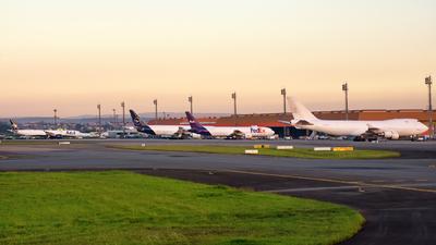 SBKP - Airport - Ramp